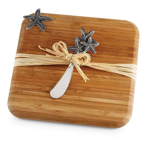 Starfish Bamboo Board Set