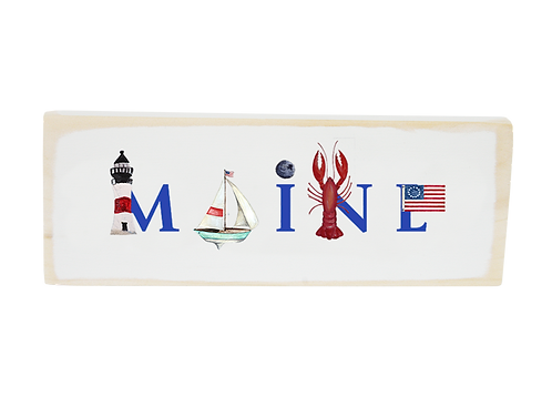 Maine Icon Collection