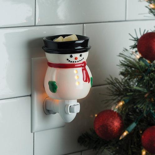 Plug-In Fragrance Warmer - Holiday