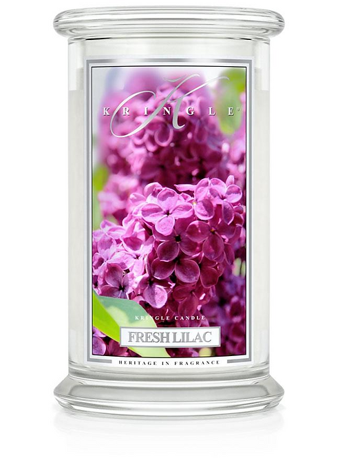 Kringle Candle - Fresh Lilac