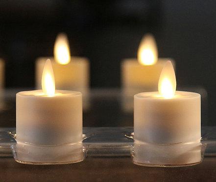 Mystique Flameless Tealights - Set of 2