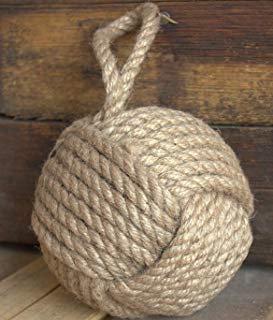 Sailors Knot Door Stop