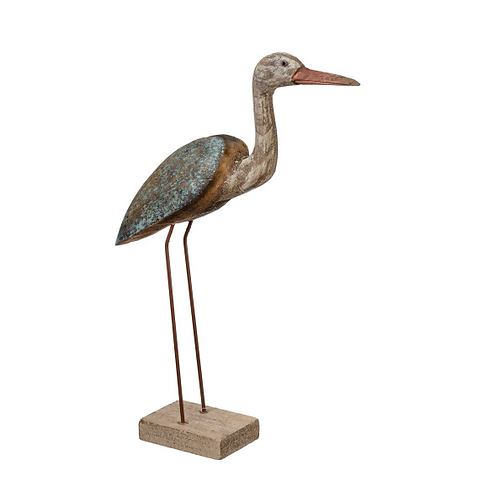 Wood Heron