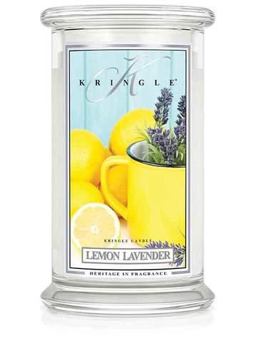 Kringle Candle - Lemon Lavender