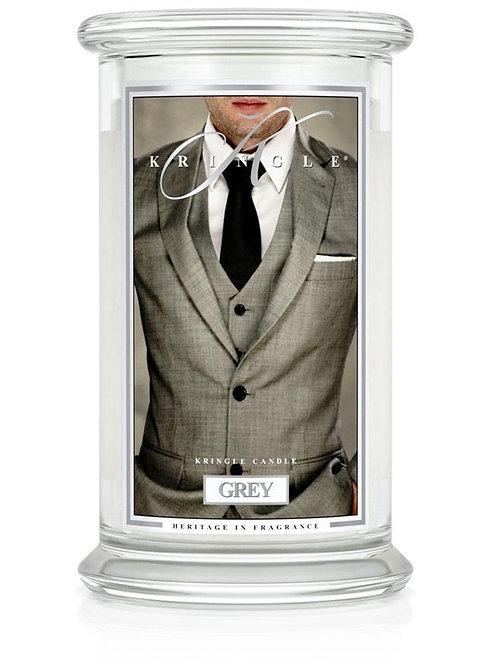 Kringle Candle - Grey