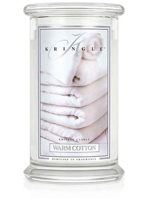 Kringle Candle - Warm Cotton