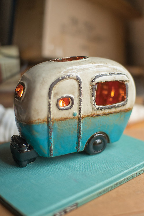 Ceramic VW or Camper Night Light