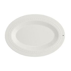Nora Fleming Oval Melamine Platter