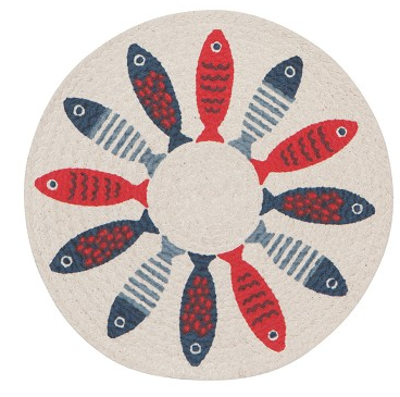 Fish Party Kitchen Collection