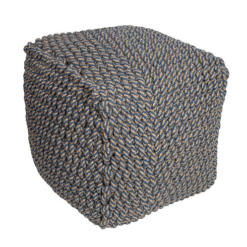 Rope Pouf