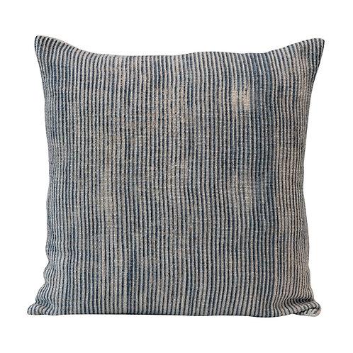 Cotton Striped Pillow