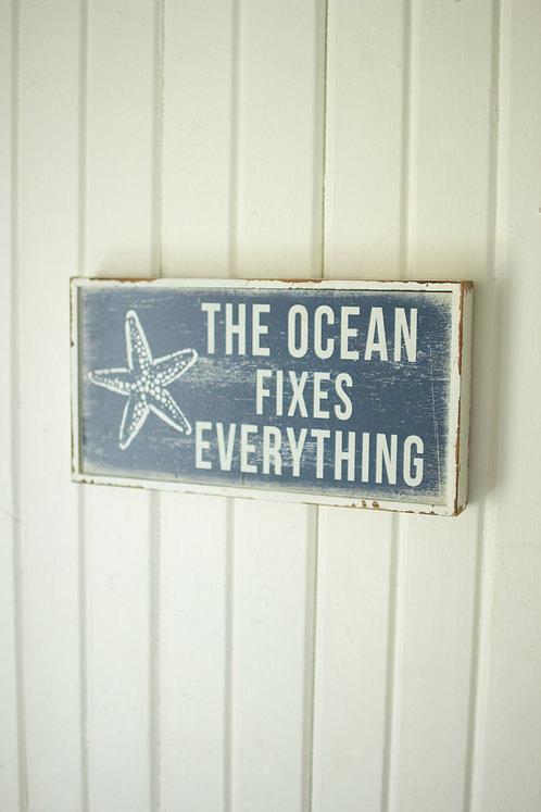 Ocean Fixes Wall Art