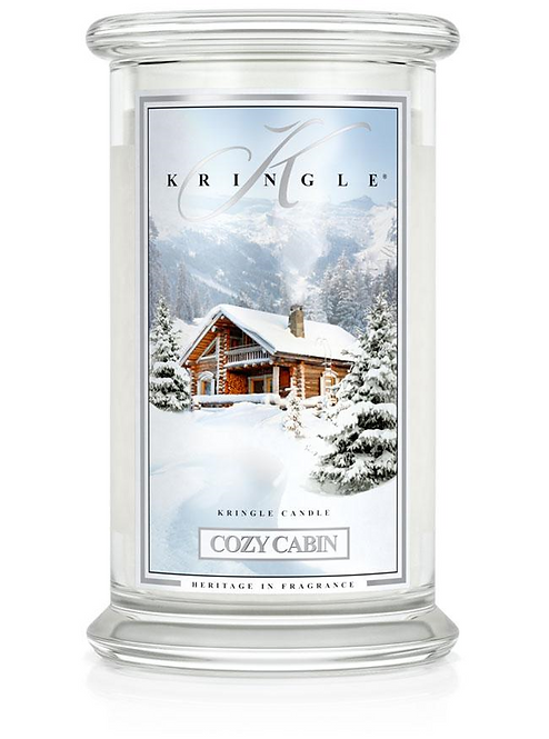 Kringle Candle - Cozy Cabin