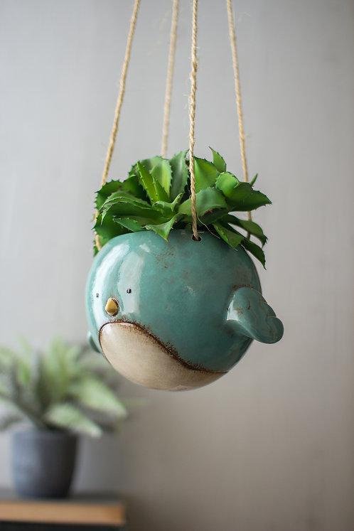 Hanging Bird Planter