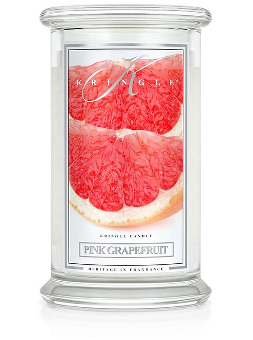 Kringle Candle - Pink Grapefruit