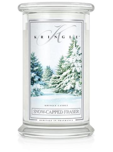 Kringle Candle - Snow Capped Fraser