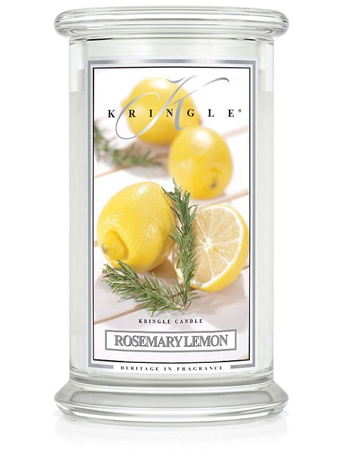 Kringle Candle - Rosemary Lemon