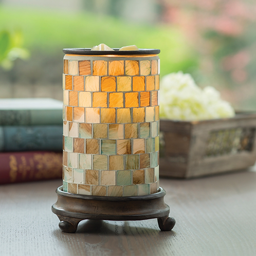 Fragrance Warmer - Sea Glass