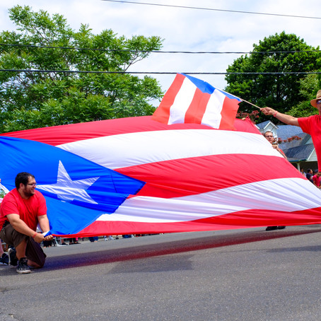 The 54th Annual Puerto Rican/Hispanic Day Parade will be occurring ONLINE!