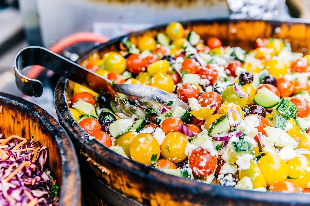 high vibrational healthy food