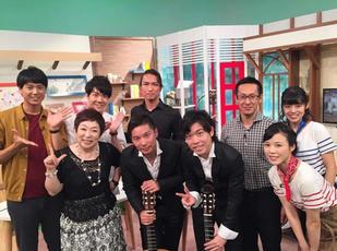 BSN新潟放送『なじラテ』出演