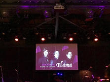 FLAMA 1st コンサート 横浜『モーション・ブルー』出演 2018年