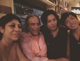 『マヌエラ・カラスコとホアキン・アマドール』と 2015年