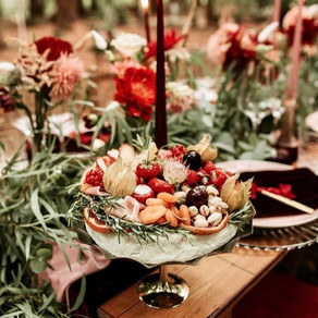 Supplier : Grazing gracefully with mouthwatering grazing platters & buffets