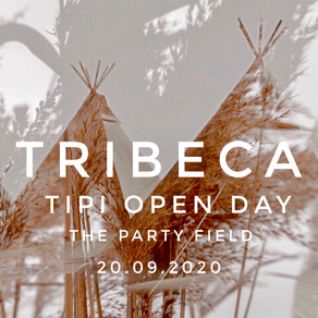 TRIBECA TIPIS OPEN DAY SHOWCASE - September 20th @ The Party Field, Lewes