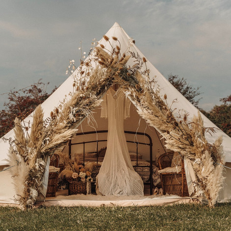 Brighton Bell Tents - Luxury bell tent hire - Sussex, Kent & Surrey