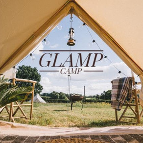 Summer staycation glamping at Chafford Park Estate, East Sussex