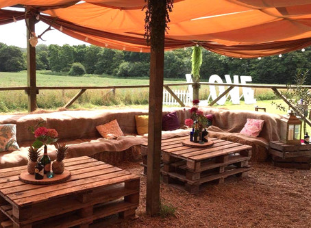 TRIBECA TIPIS - Top 10 festival wedding venues in Sussex, Kent & Surrey - Whitefield