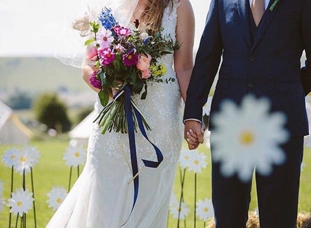 TRIBECA TIPIS - Top 10 festival wedding venues in Sussex, Kent and Surrey - The Party Field