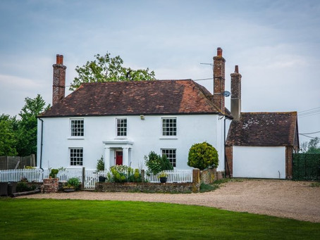 Top 10 festival wedding venues in Sussex, Kent and Surrey - Great Betley Farmhouse