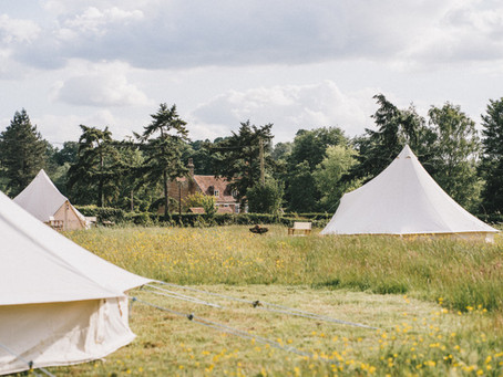Escape to the country | Staycation weekends in Sussex for 2021 | Come glamping with us this summer!