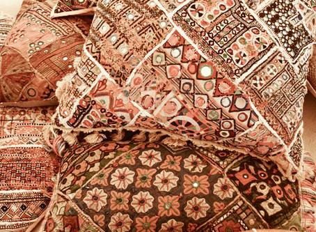 Tipi decor - moroccan style garden parties & weddings