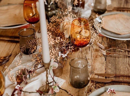 Heavenly Tablescapes - Design with style