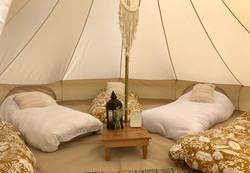 Bell tent - 5 metre