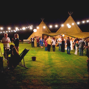 Festoon lights - Magic sparkles to light up your event