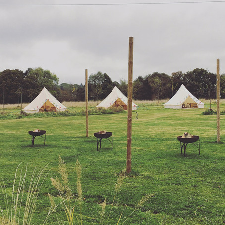 Glamping weekends in Sussex