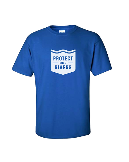 Kids Protect Our Rivers Tee