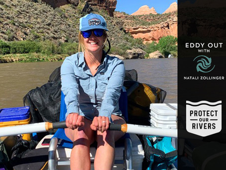 Eddy Out Podcast with Sarah Nelson