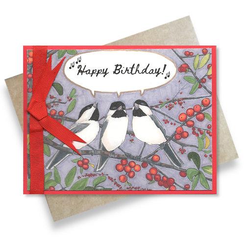 Happy Birthday... To You!