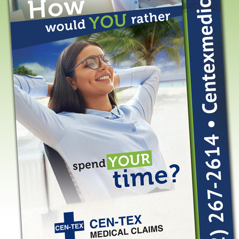 CEN-TEX Medical Claaims