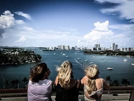 An adventure. Miami, Florida