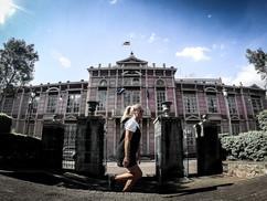 A palace, San Jose, Costa Rica
