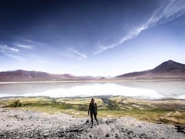 White Lagoon - Salt Flats Tour, Bolivia
