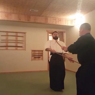 Kenjutsu Martial Arts Technique