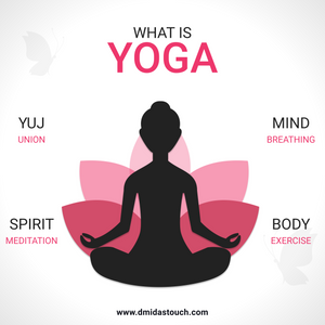 What is Yoga? - D Midas Touch - 2020