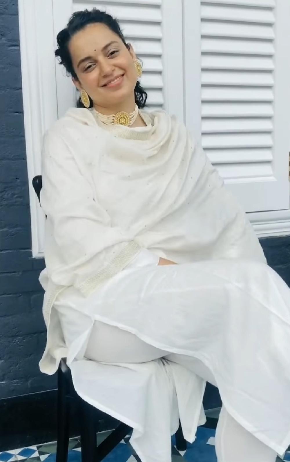 Kangana Ranaut - D Midas Touch Quarantine Routine
